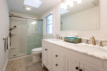 Orleans Cape Cod vacation rental - Bathroom in main house