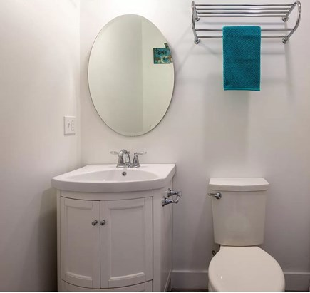 Orleans Cape Cod vacation rental - Bathroom in guest house