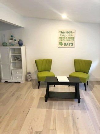 Orleans Cape Cod vacation rental - Bright modern living room