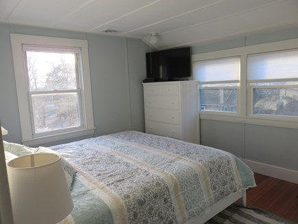 West Yarmouth Cape Cod vacation rental - Master bedroom with king bed