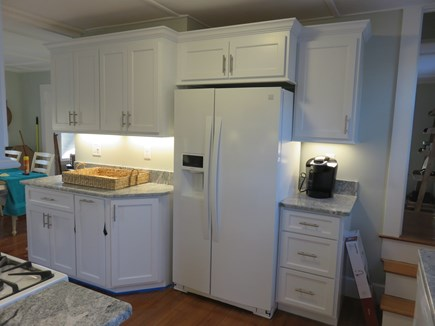 West Yarmouth Cape Cod vacation rental - Updated kitchen with granite