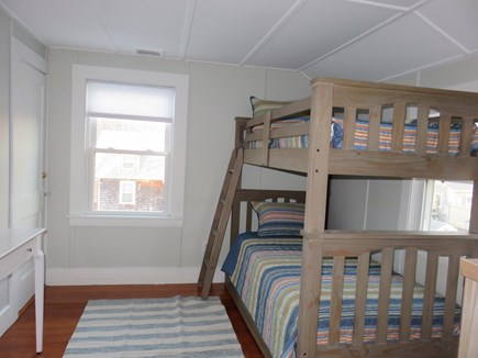 West Yarmouth Cape Cod vacation rental - Twin over twin with trundle