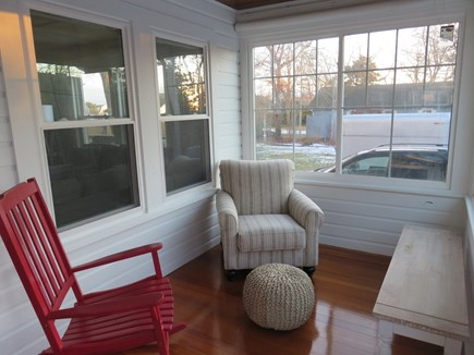 West Yarmouth Cape Cod vacation rental - Sun porch!