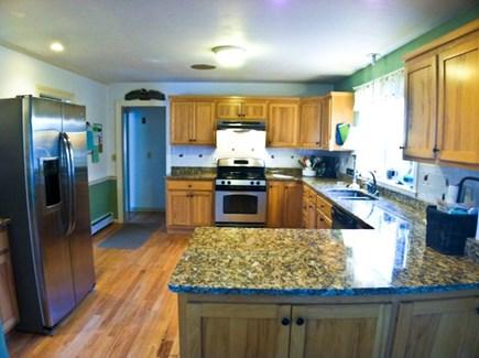 Harwich, Waterfront Quiet Cape Cod vacation rental - Chef's Kitchen