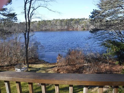 Harwich, Waterfront Quiet Cape Cod vacation rental - Winter View