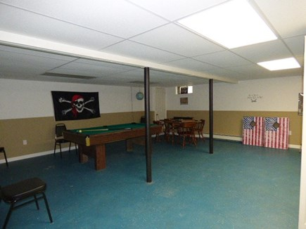 Dennis Cape Cod vacation rental - Basement