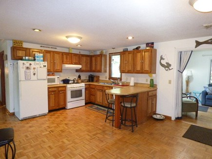 Dennis Cape Cod vacation rental - Open Kitchen to Living room