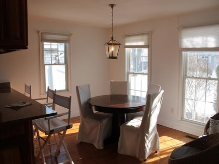 Harwich Port Cape Cod vacation rental - Eat In Dining Area