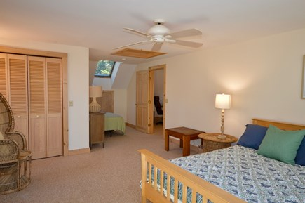 Eastham Cape Cod vacation rental - Bedroom 2 - second floor bedroom with 1 queen and 1 twin
