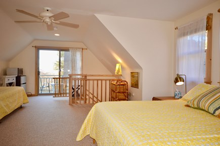 Eastham Cape Cod vacation rental - Above-garage apartment suite with queen and twin bed