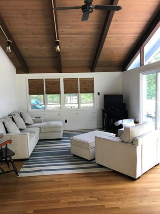 Falmouth Cape Cod vacation rental - Open living area