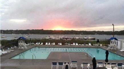 Falmouth Cape Cod vacation rental - Pool