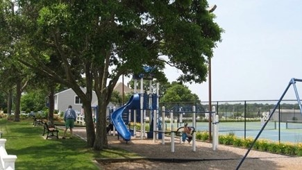 Falmouth Cape Cod vacation rental - Playground
