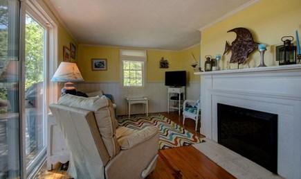 Hyannisport Cape Cod vacation rental - Living room