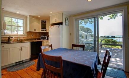 Hyannisport Cape Cod vacation rental - Eat in Kitchen