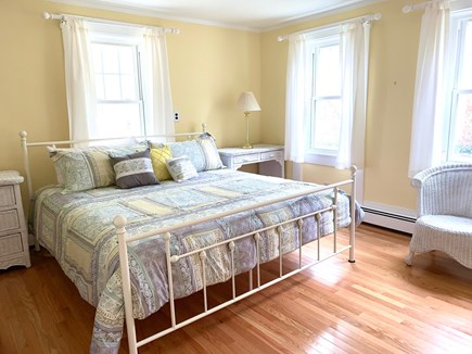Dennis - Mayflower Beach Cape Cod vacation rental - First Floor Bedroom with King.
