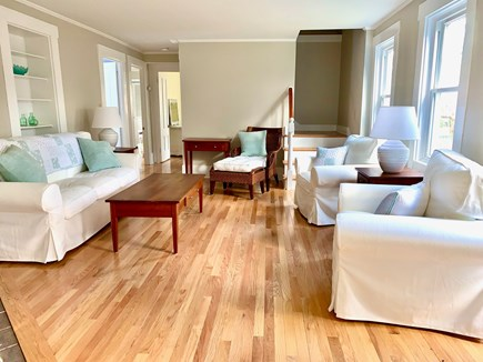 Dennis - Mayflower Beach Cape Cod vacation rental - Living Room
