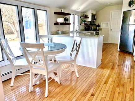 Dennis - Mayflower Beach Cape Cod vacation rental - Breakfast Nook