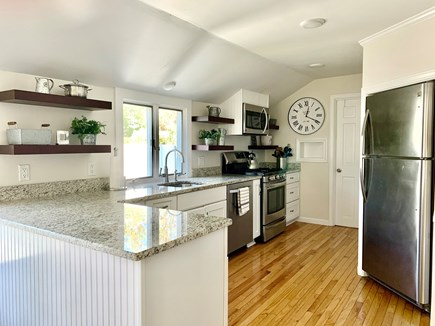 Dennis - Mayflower Beach Cape Cod vacation rental - Fully Equipped Kitchen