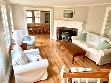 Dennis - Mayflower Beach Cape Cod vacation rental - Inviting, Comfortable Living Room.