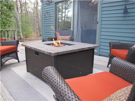 New Seabury (Mashpee) New Seabury vacation rental - Enjoy our firetable at night. A huge hit with our guests!