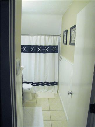 New Seabury (Mashpee) New Seabury vacation rental - Downstairs full bath. Bathroom upstairs is identical.