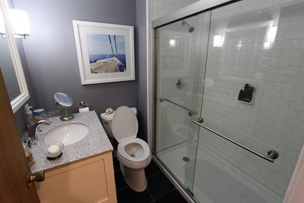 Truro Cape Cod vacation rental - All Bathrooms Fully Renovated in 2019. 1st Floor Bathroom.