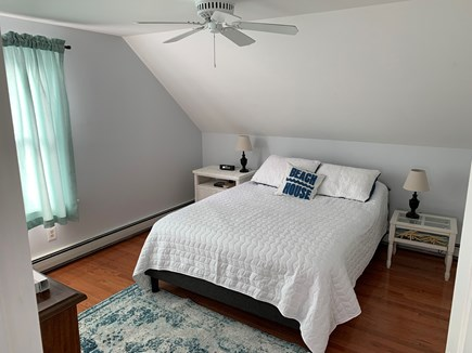 Chatham Cape Cod vacation rental - Upstairs room 1- queen bed.