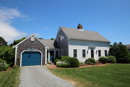 Chatham Cape Cod vacation rental - Welcoming front door or garage entry.