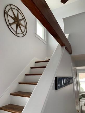 Chatham Cape Cod vacation rental - Coastal colors and classic Cape Cod design.