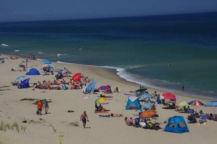 Wellfleet Cape Cod vacation rental - Ocean beach is 1/2 mile away (Newcomb Hollow)