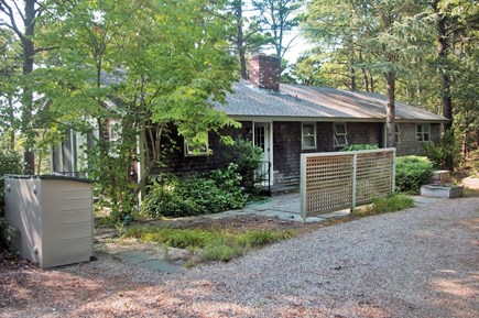 Wellfleet Cape Cod vacation rental - Cottage is away from the main road.  Very quiet