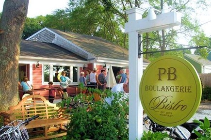 South Wellfleet Cape Cod vacation rental - Fantastic French Bakery 1/2 mile away.
