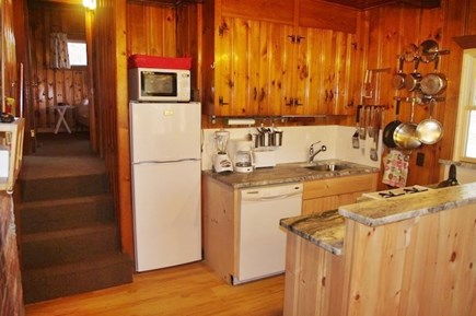 South Wellfleet Cape Cod vacation rental - Newly remodeled kitchen area