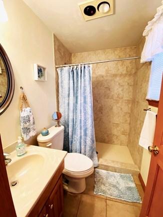 Dennis Port Cape Cod vacation rental - Bathroom 2 with walk in shower
