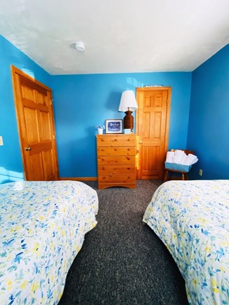Dennis Port Cape Cod vacation rental - Bedroom 1 with 2 twin beds