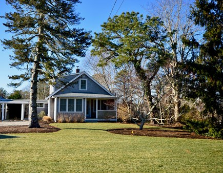 Chatham Cape Cod vacation rental - Large professionally landscaped yard. Parking for 2 cars.