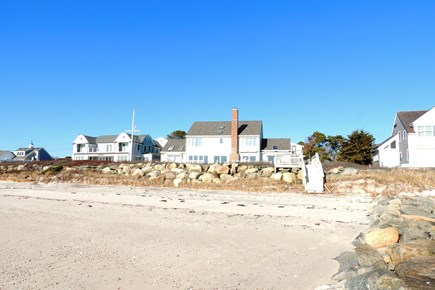 West Harwich Cape Cod vacation rental - Spectacular beachfront home