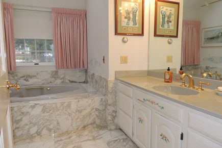 West Harwich Cape Cod vacation rental - First floor bathroom