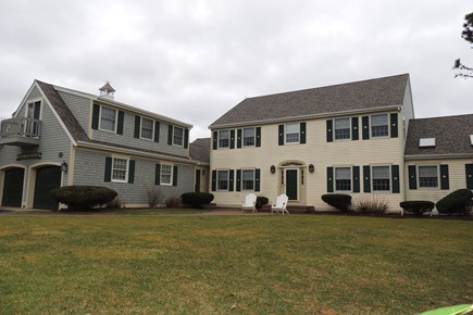 West Harwich Cape Cod vacation rental - Spacious Oceanfront property
