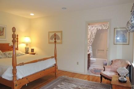 West Harwich Cape Cod vacation rental - First floor bedroom en suite with queen