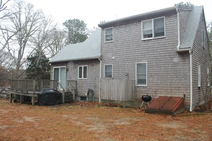 Eastham, 3960 - First Encounter Cape Cod vacation rental - Back yard