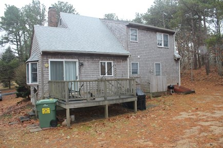 Eastham, 3960 - First Encounter Cape Cod vacation rental - Deck