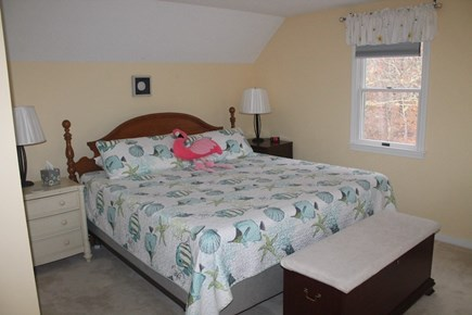 Eastham, 3960 - First Encounter Cape Cod vacation rental - Upstairs master bedroom with King