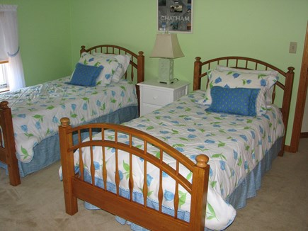 Chatham near Ridgevale Beach  Cape Cod vacation rental - Upstairs twin bedroom
