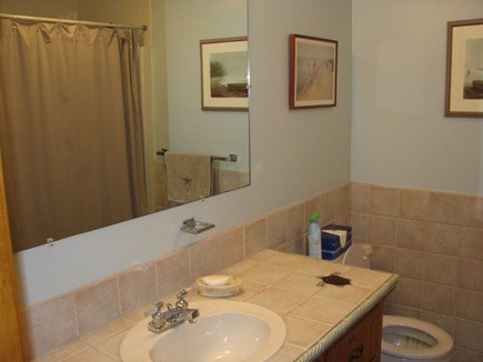 Chatham near Ridgevale Beach  Cape Cod vacation rental - Downstairs bath