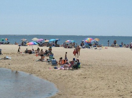 Chatham near Ridgevale Beach  Cape Cod vacation rental - Ridgevale beach. Loved by families. snack bar and boat rentals.