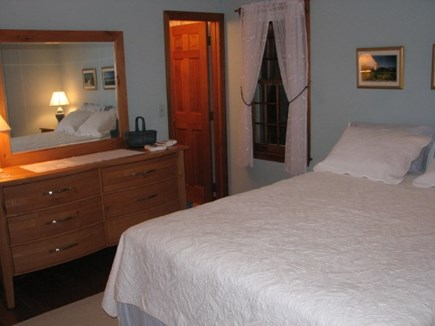 Chatham near Ridgevale Beach Cape Cod vacation rental - Master Bedroom with ensuite bathroom