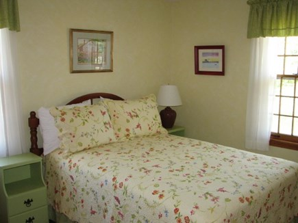 Chatham near Ridgevale Beach  Cape Cod vacation rental - Double bedroom on main floor