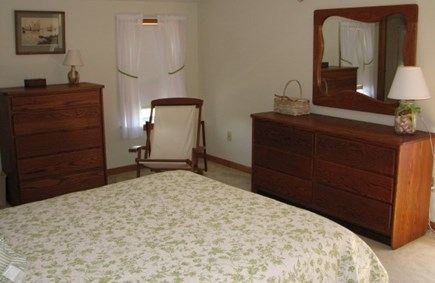 Chatham near Ridgevale Beach  Cape Cod vacation rental - Upstairs master with adjoin bath
